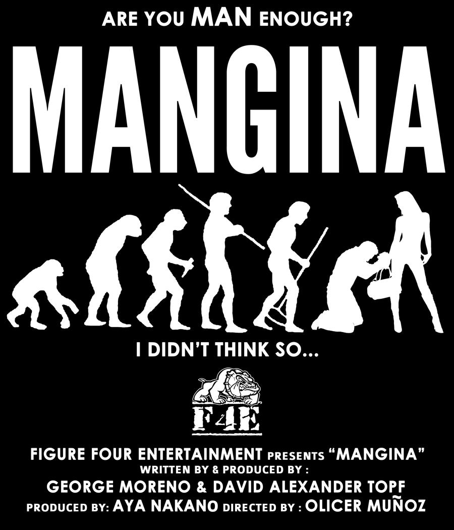 How to make a mangina