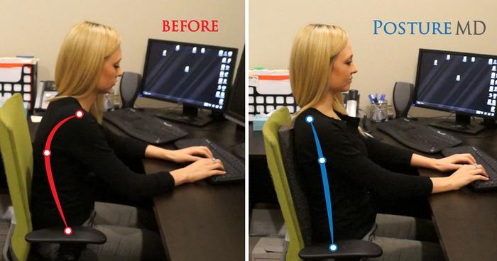 Posture Md Confidence Correction Through Posture Indiegogo