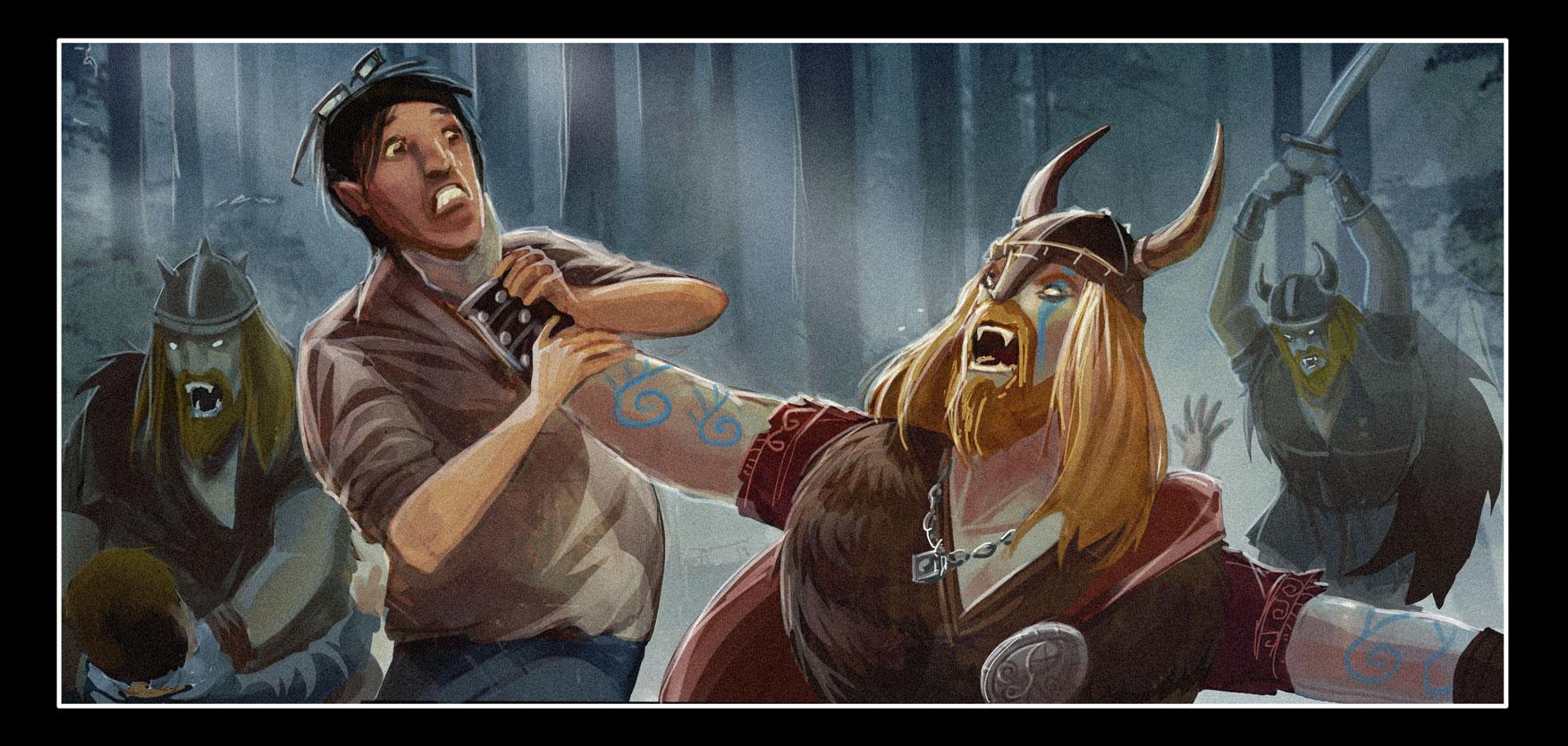 Real Vampires Today Viking vampires