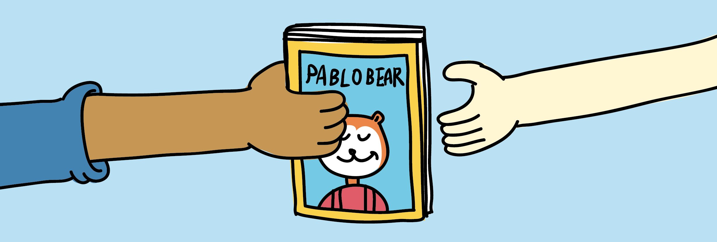 Pablo Bear Goes To Asia A Comic Book Indiegogo