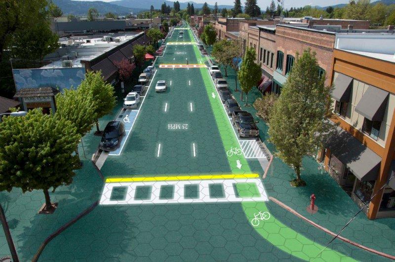 estradas solares