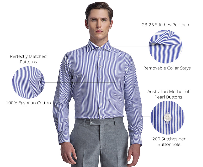 THE PERFECT DRESS SHIRTS: Designed to be the Finest! | Indiegogo