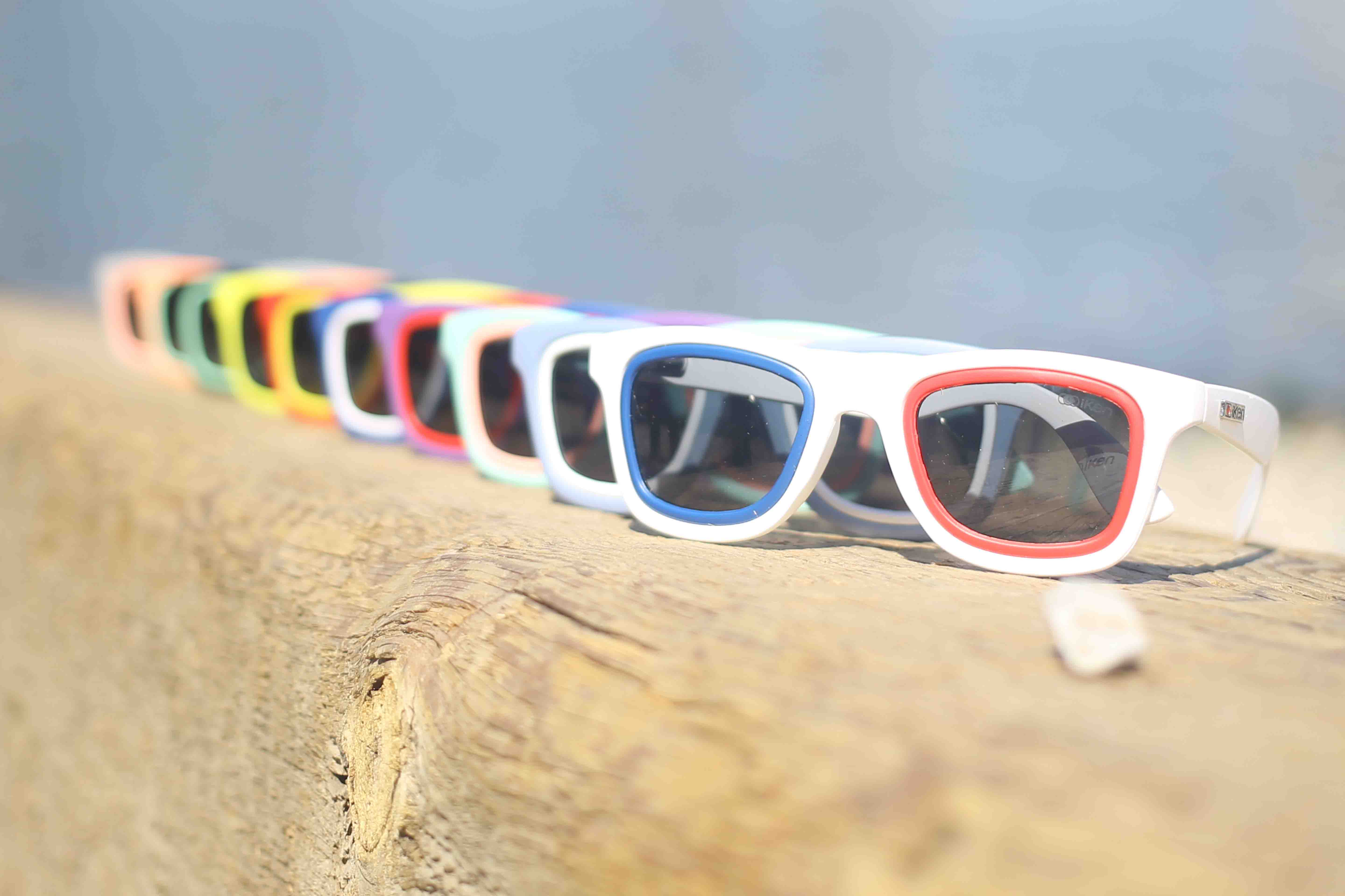CUSTOMIZE and BUILD-YOUR-OWN sunglasses. Wayfarer style. Fun. Trendy ...