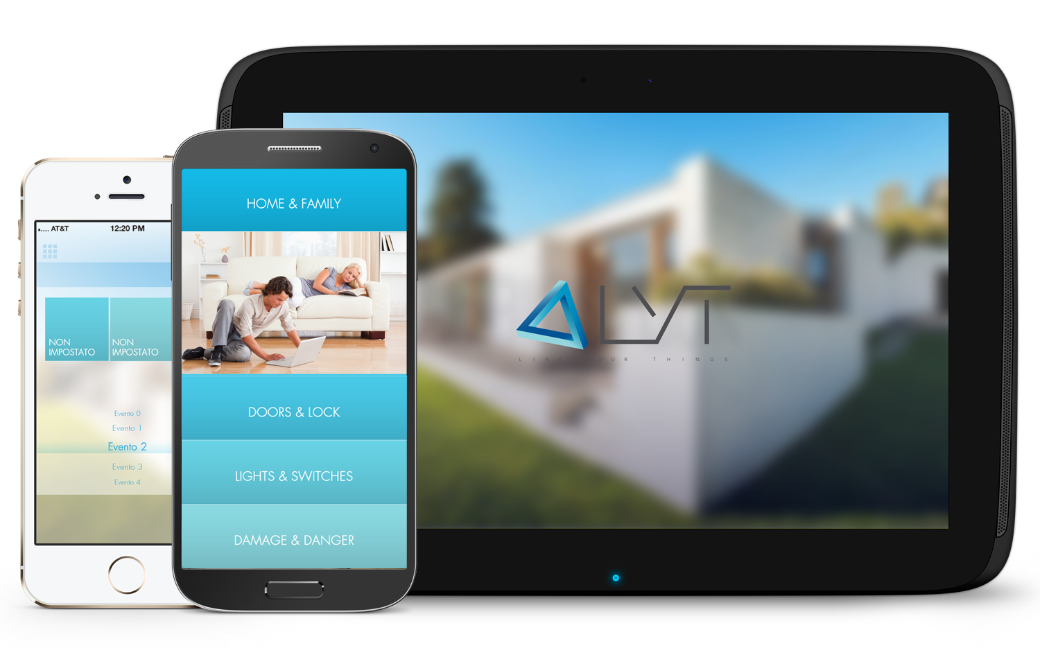 Alyt Beyond Smart Genius Indiegogo Three Lights One Light Switch Electrical Diy Chatroom Home Controlled Through A Smartphone Or Tablet