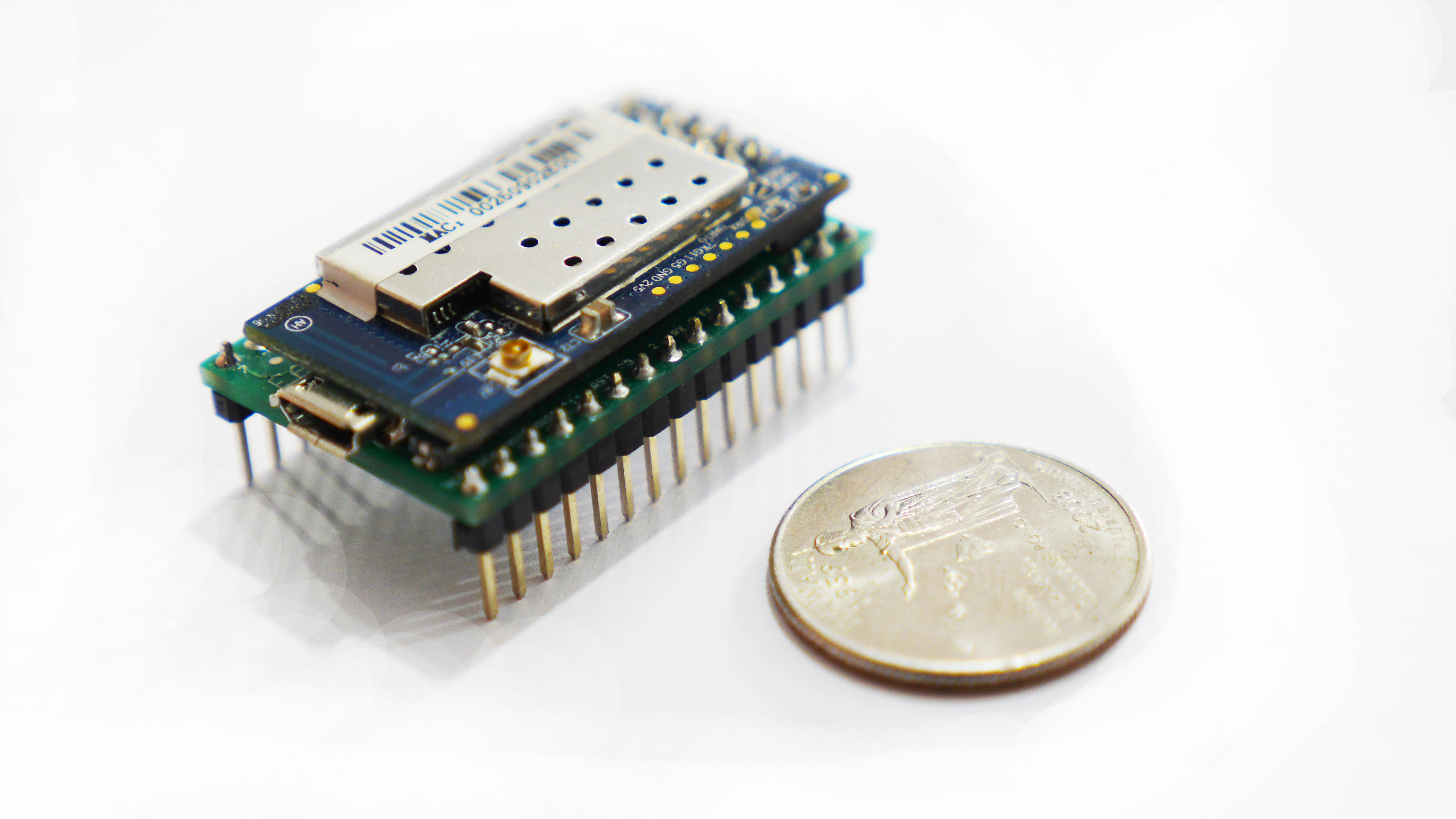 Wifiduino Indiegogo Wifi Amplifier On So Do It Your Self Electronic Circuit Design Small Size Wifiduinos Is Perfect For Wearable