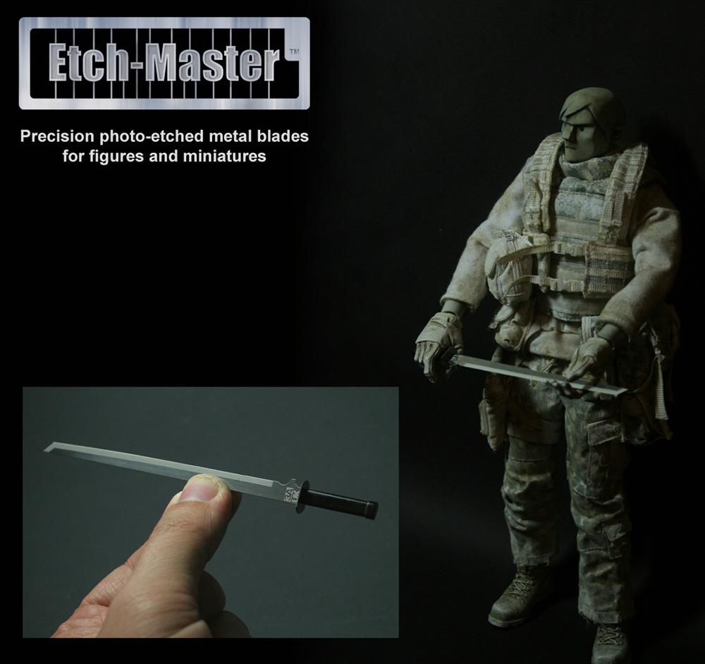 Etch Master Blade