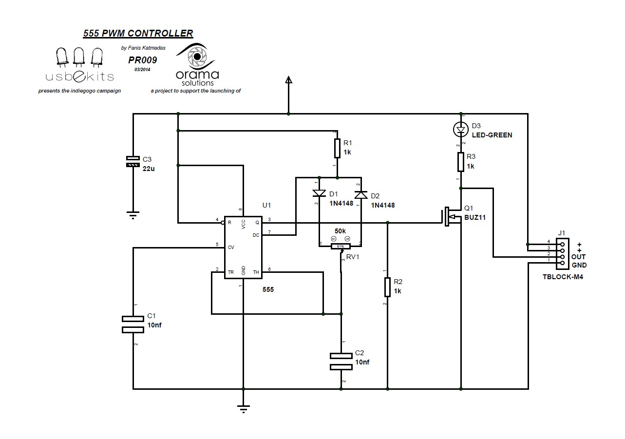 The Color Organ Electronic Project Indiegogo It Says Lt103 On Schematic I Am Using Lm324 A Quad Opamp Part List