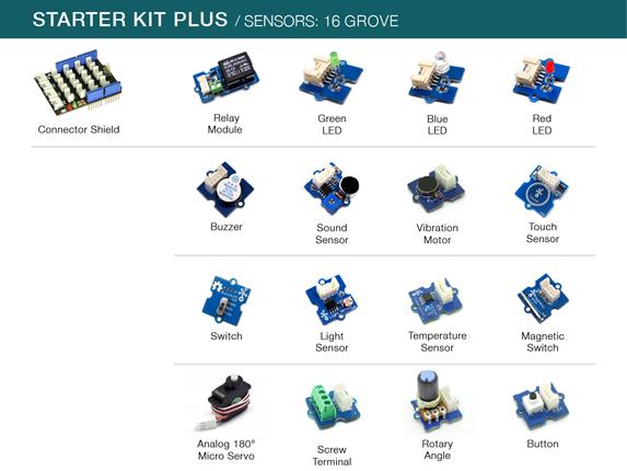 INTOINO DIY KITS Bring Your Arduino Ideas To Life