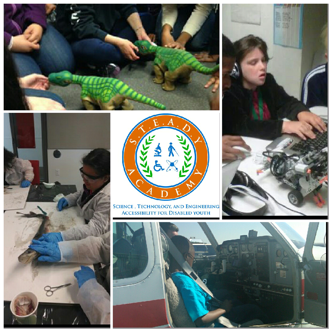 Stem Programs For Teens: TouchSTEM- Science & Technology Accessibility For Visually