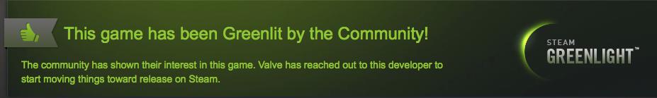 Tormentum has been greenlit on steam