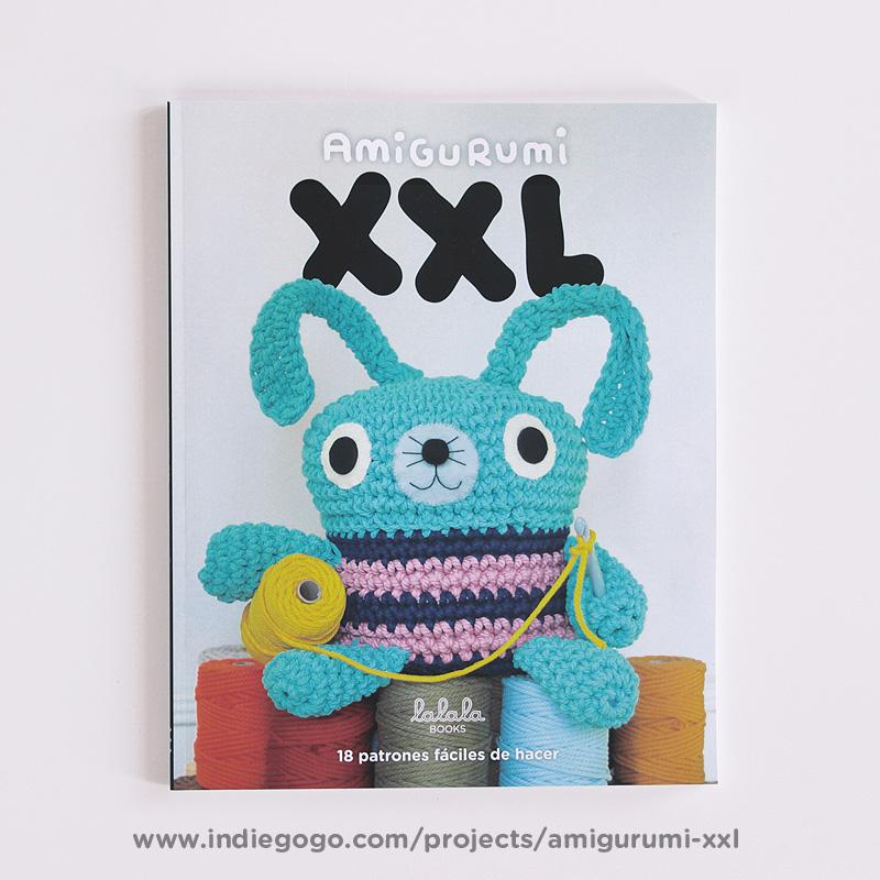Xxl Amigurumi Hakelvorlage : Amigurumi XXL Indiegogo