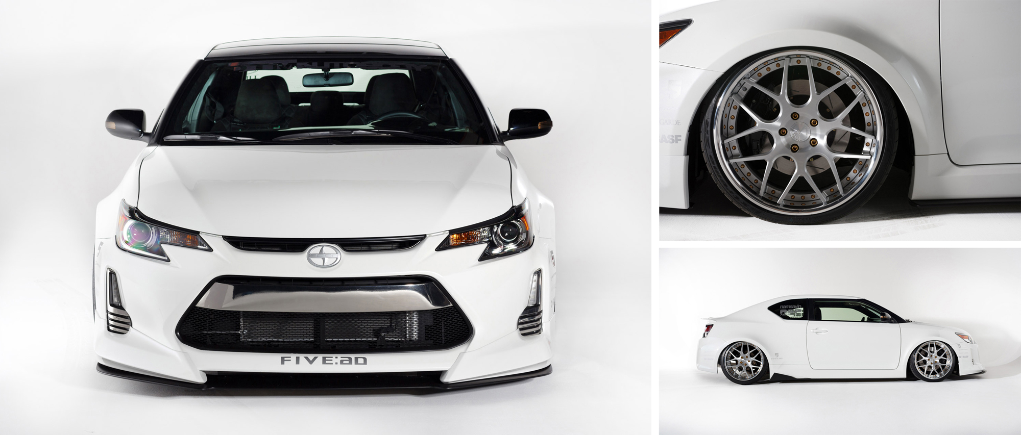 Scion Tc 2014 Tuning >> FIVE:AD 2014 Scion tC Aero Kit - Pre Sale - Scionlife.com