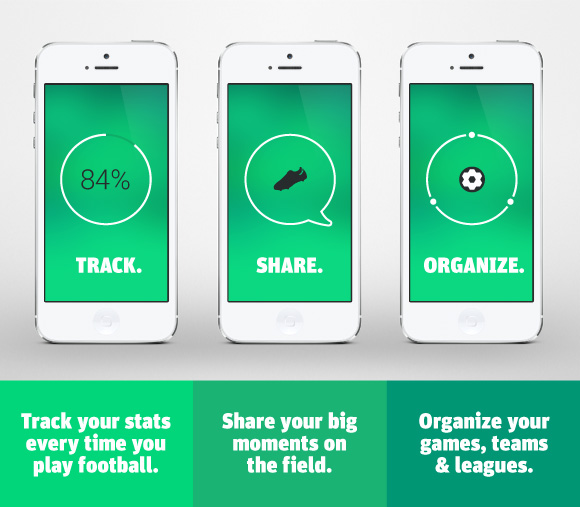 Futboard  Your Football Life in One App  | Indiegogo