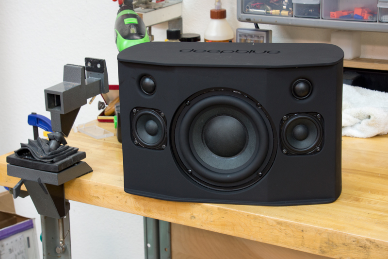 Wireless Bluetooth Music System - deepblue3   Peachtree Audio