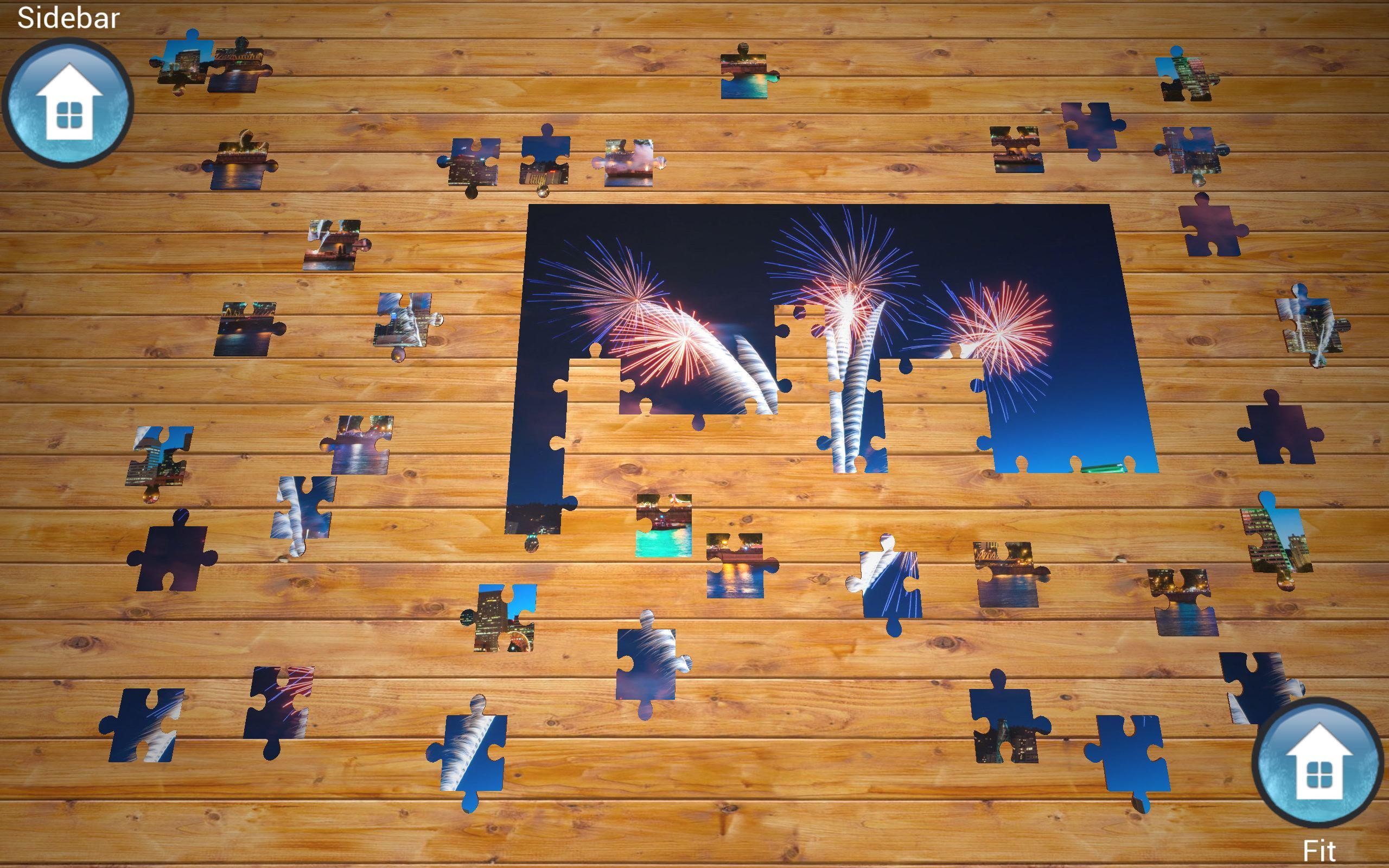 Linderdaum Jigsaw Puzzle | Mobile Development
