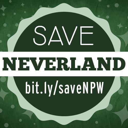 Save Neverland