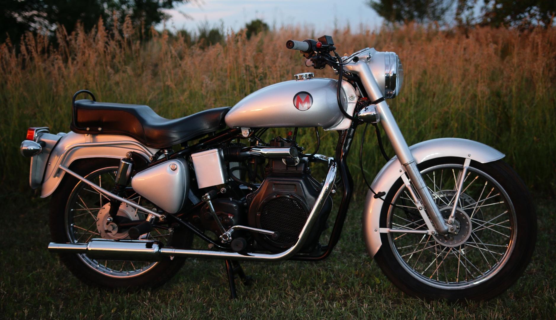 Diesel Motorcycles Indiegogo
