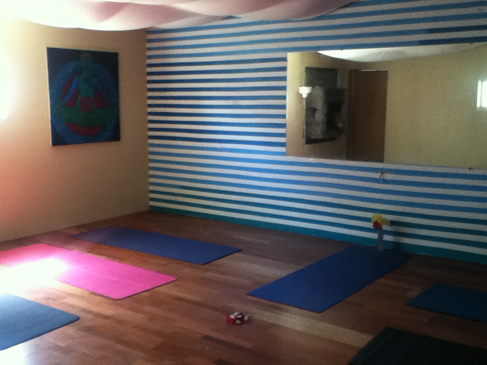 Our Old Garage Into A Community Yoga Studio Singing Cedar Studios Opened The Next Spring And Provided Space Venue For Events