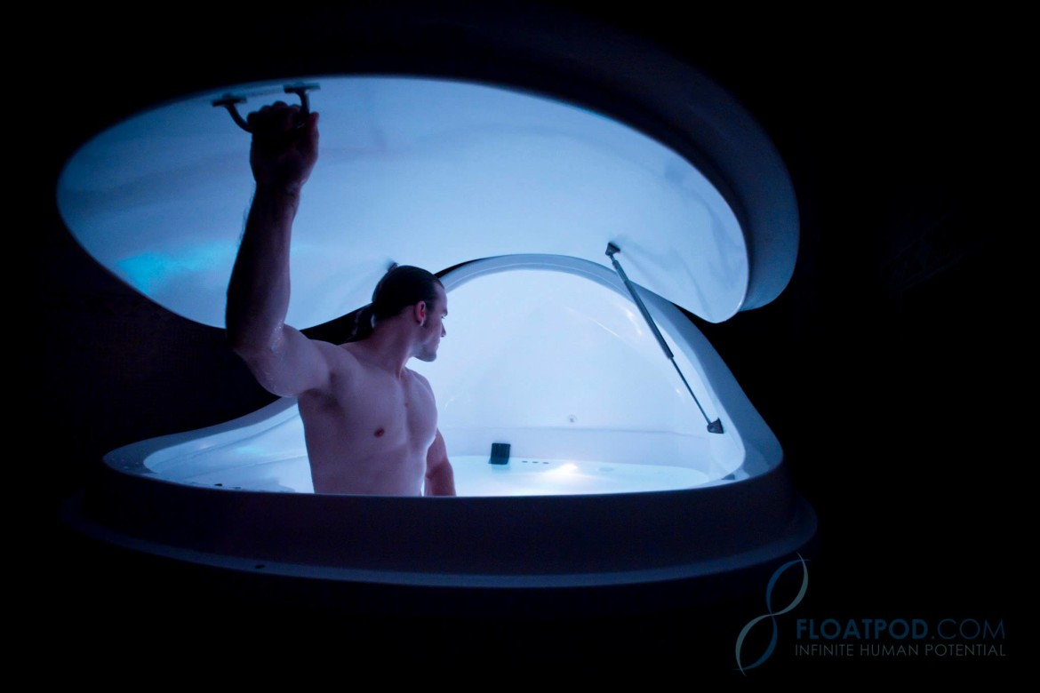 We Bought A Float Pod You Buy Perks Amp Float Indiegogo