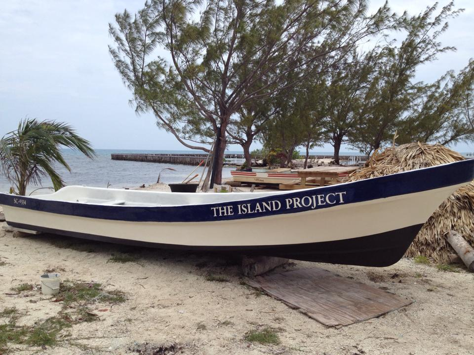 Help us restore paradise with a replacement boat indiegogo for Buy bass boat without motor