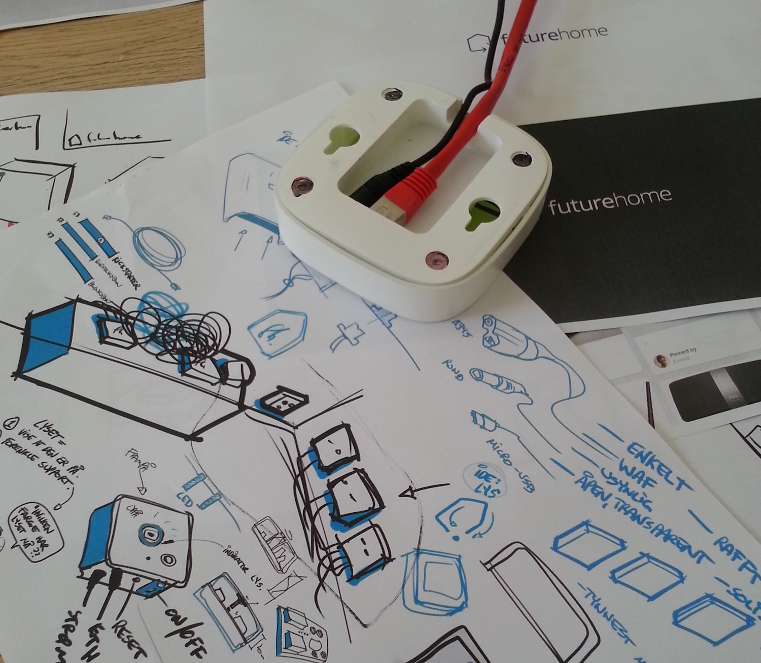 Future Home Self Powered Smart Indiegogo Structured Wiring Homepro S At A Glance We Are Currently Ready With Working Product And Have Spent The Last Year Testing It In Our Own Homes Selection Of Pilot Customers