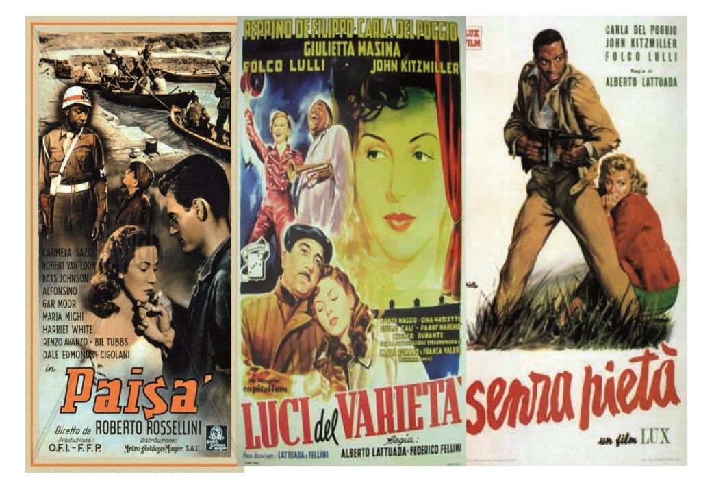 Un racconto temporale di oltre cent'anni che, partendo dal cinema muto e coloniale, arriva fino al cinema contemporaneo, raccontando il contributo di attori ...