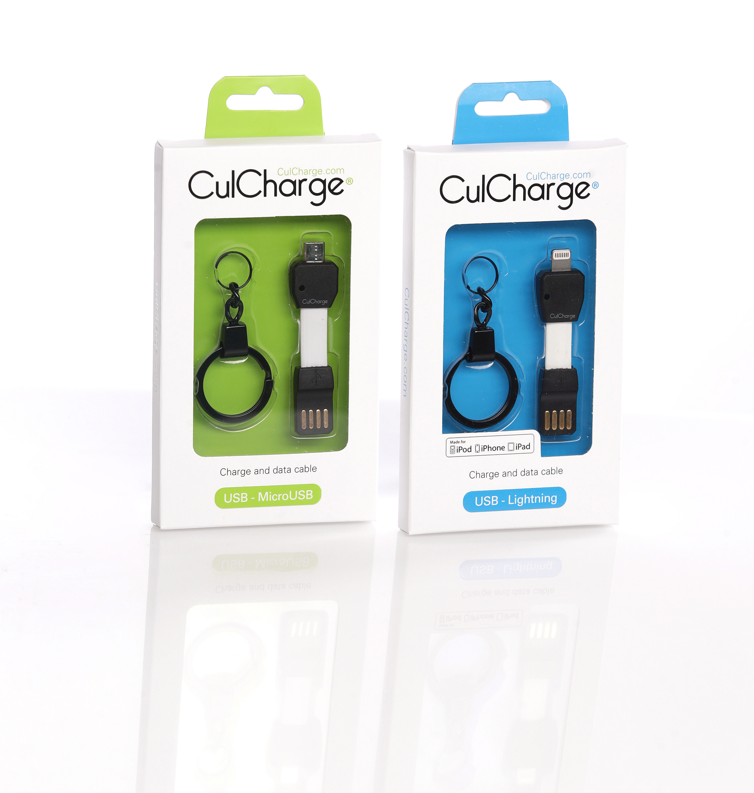 CulCharge: Smallest USB charge and data cable for iPhone ...