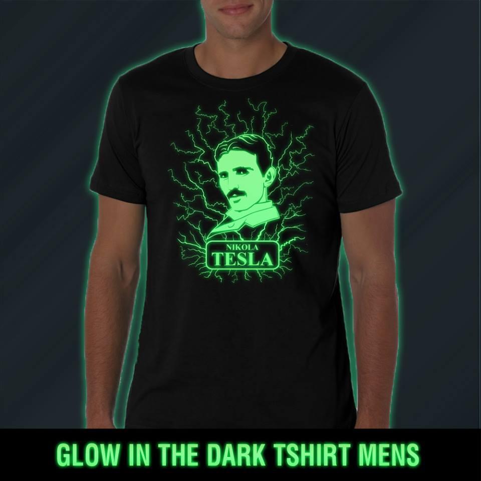 Design t shirt glow in the dark - The Rewards