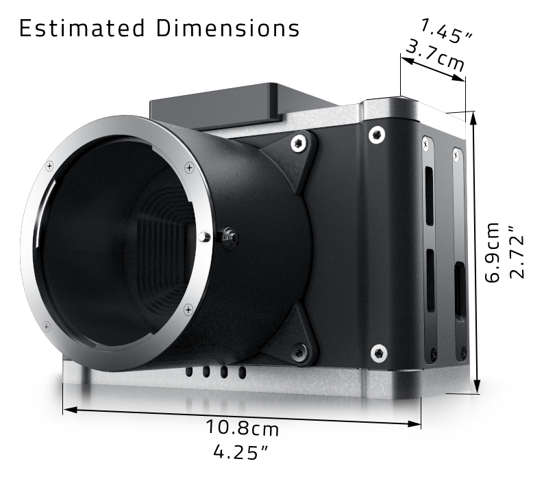 Apertus AXIOM Beta is the first compact truly Open Hardware digital cinema camera.