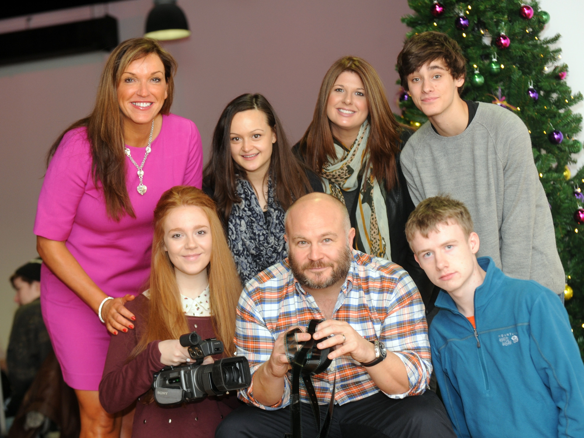 who is behind cinemagic and a christmas star - A Christmas Star
