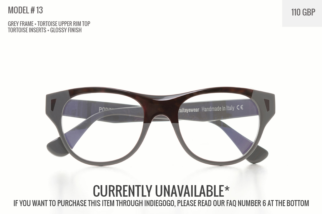 PORTRAIT Eyewear. Frames the Artist in You! | Indiegogo