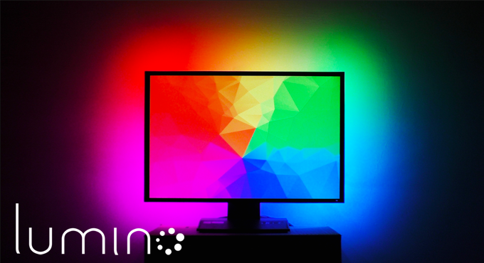 LUMINO - ambient backlight for your screens | Indiegogo