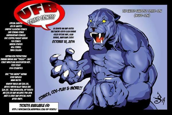 United Fanboyz Comic-Con Indiegogo
