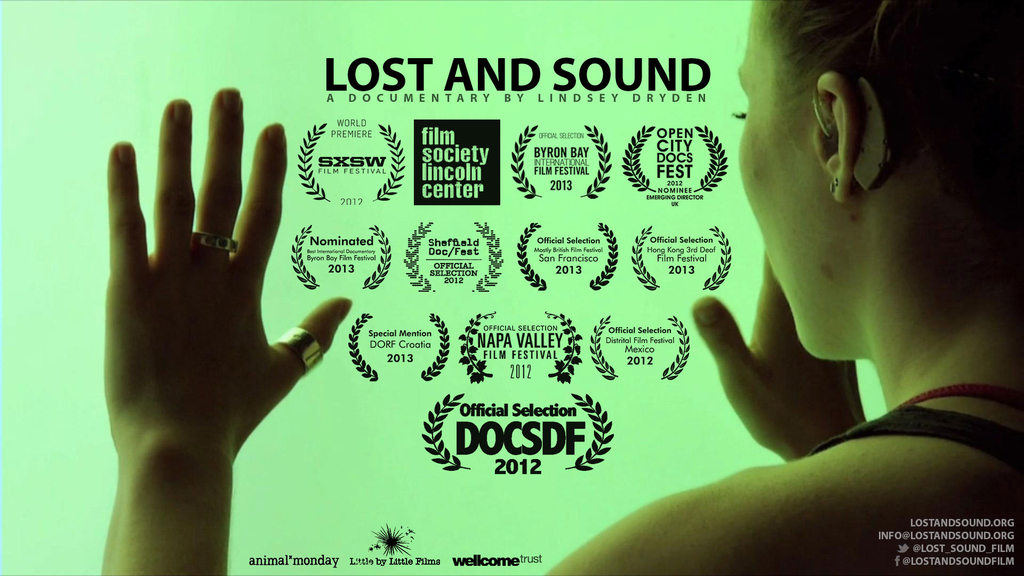 Lost and Sound awards and festivals