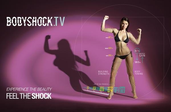 Bodyshock.tv Promotional Poster