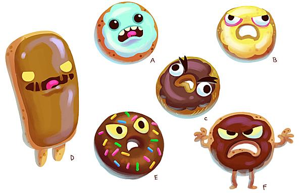 Donut Minions