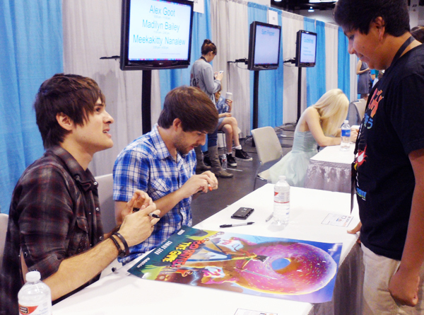 Indiegogo Posters - Signed VidCon