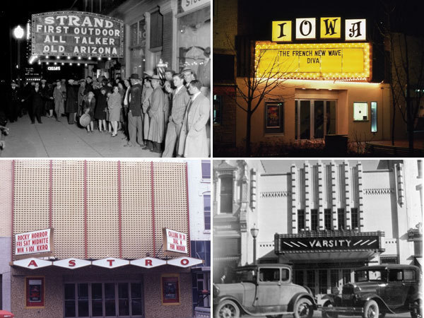 The ghosts of Iowa City's cinematic past