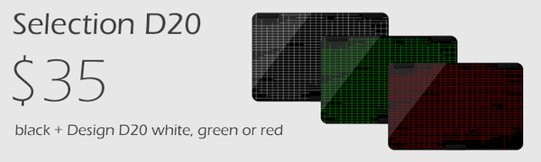 Victoria Wallet Selection-D20 black