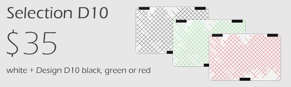 Victoria Wallet Selection-D10 white