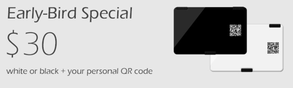 Victoria Wallet special qr